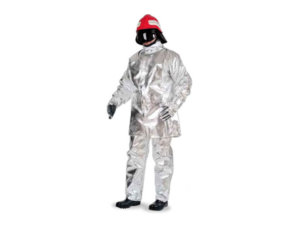 Entire firefighting suit